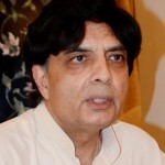 Ch Nisar says Govt will Strongly Respond to Terrorism
