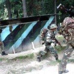 Indian Soldier Shoots dead five Colleagues Before Killing Himself (Kashmir)