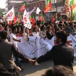 PTI Peace March Voices Support for Army