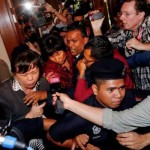 Angry Chinese Relatives of Missing Jet Passengers Blame Malaysia