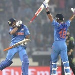 India beat Pakistan by 7 Wickets in T20 World Cup