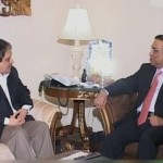 MQM Leader Calls on Zardari in Duabi (With Reconciliation on Mind)