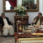 PM Nawaz Sharif - Pir Pagara Discuss Karachi Situation