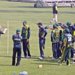 Fountain Snubbed New Coaching Panel (Pakistans Fielding Quandary)