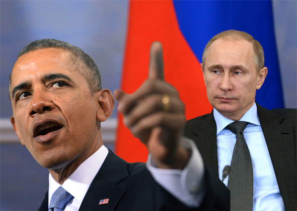 US and Europe can Punish Russia