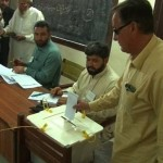 Voting Underway for Swat Larkana By-Polls