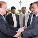 Nawaz Sharif Meeting with Asif Zardari Today