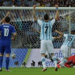Messi Off The Mark as Argentina win World Cup Opener
