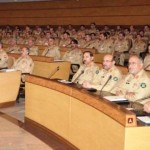 Army Chief Chairs Meeting of Formation Commanders