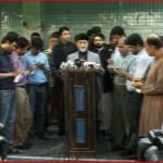 Tahirul Qadri Terms Fighting Terrorists Supreme Jihad