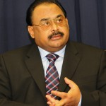 Altaf Hussain Decides to Oostpone Open Letter to Army Chief
