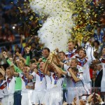 Germany win FIFA World Cup 2014