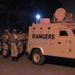 Rangers kill Three Terrorists in Karachi