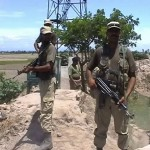 Indian Forces Fire on Sialkot Working Boundary