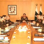 Corps Commanders Conference Underway at GHQ