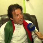 Independence or Death Declares Imran Khan