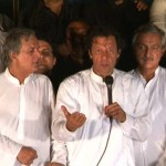 Nawaz Sharif has to Go Imran Khan Tells COAS