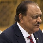 President Mamnoon Hussain Leaves for Turkey