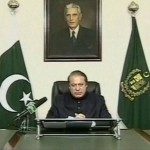 PM Nawaz Sharif to Address Nation at 8pm Today