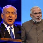 India - Israel PM Pledge Stronger Ties in Rare Meeting