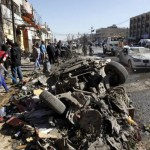 At Least 17 Killed Car Bomb Blast in Baghdad
