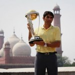 Misbah-ul-Haq Unveils World Cup 2015 Trophy in Lahore