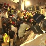 Lahore Mosque Collapse Toll up at 24