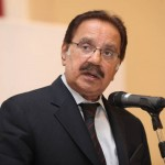 PM Nawaz Sharif Advised to Become President (Makhdoom Amin Fahim)