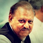 President Mamnoon Hussain in Kabul to Attend Ashraf Ghani Oath-taking