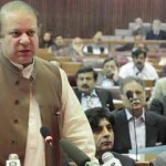 Nawaz Sharif to Address Joint Session of Parliament Today