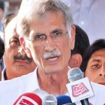 CM Khattak says PTI Geared up to Stick to sit-in for Long