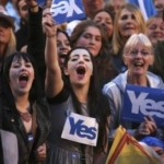 Scotland to Vote on Fate of UK Today