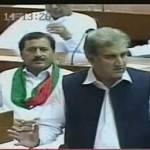 Shah Mehmood Qureshi says PTI not Part of Any Script