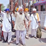 Five Sikh Families Leave for India