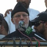 Tahir-ul-Qadri Wants to give Nawaz Sharif a Shot of Shame