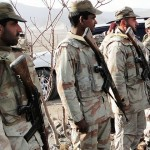 One FC Soldier Killed Three Injured in Iranian Firing