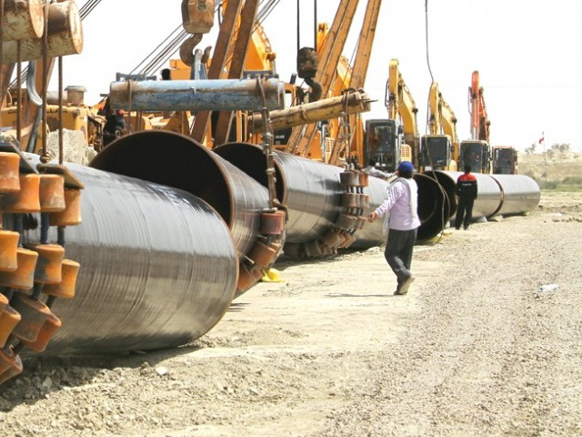 Iran-Pakistan Gas Pipeline Project