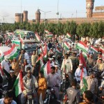 Tahir-ul-Qadri to Show Muscle at Minar-e-Pakistan Today