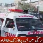 Eight Men Shot Dead in Quetta