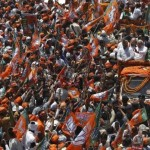 Modi Party Distances Itself From Religious Conversions