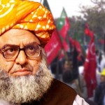 PTI Workers Allegedly Attack Fazl-ul-Rehman in London