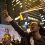 Fifth Day of Protests Over Police Violence (New York)