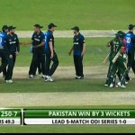 Pakistan win First ODI vs New Zealand