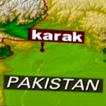 Road Accident in Karak Seven Die 10 Hurt