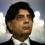 Ch Nisar Meets UK National Security Adviser