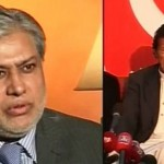 Imran Khan Blames Ishaq Dar for Illegal Money Transfer