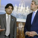 John Kerry says Pakistan Committed to Going after Terrorists Extremism