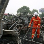 Care Home Fire 38 Killed (China)