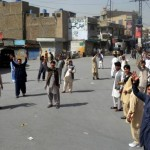 Quetta Shuts to Protest Killings