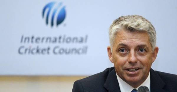 ICC Chief Executive Dave Richardson
